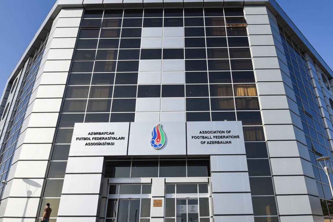 AZERBAYCAN FUTBOL FEDERASYONU MERKEZ BİNASI