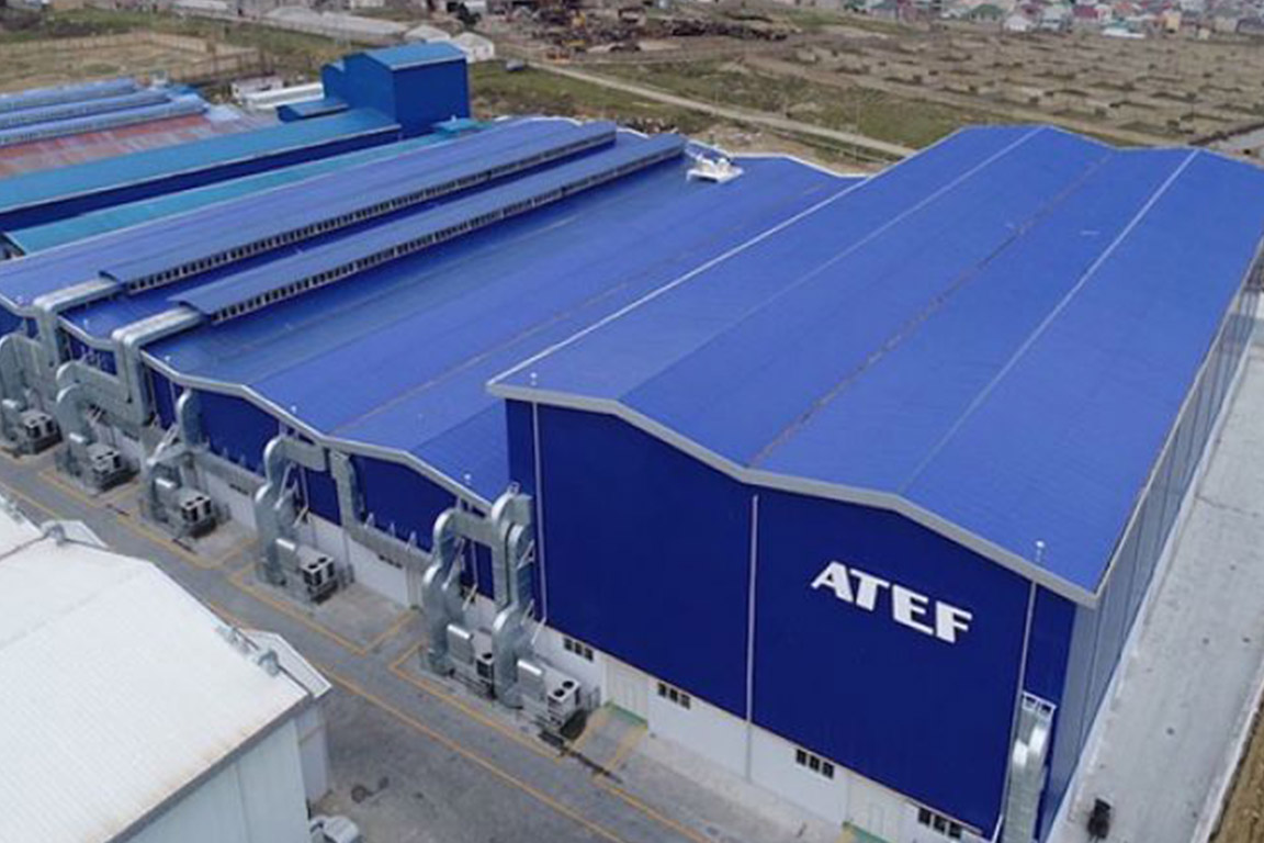 ATEF PANEL AND TRANSFORMER FACTORIES
