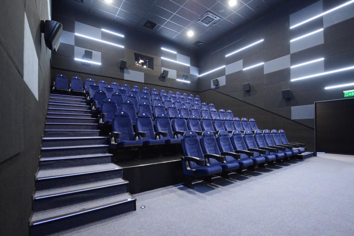 NIZAMI CINEMA COMPLEX