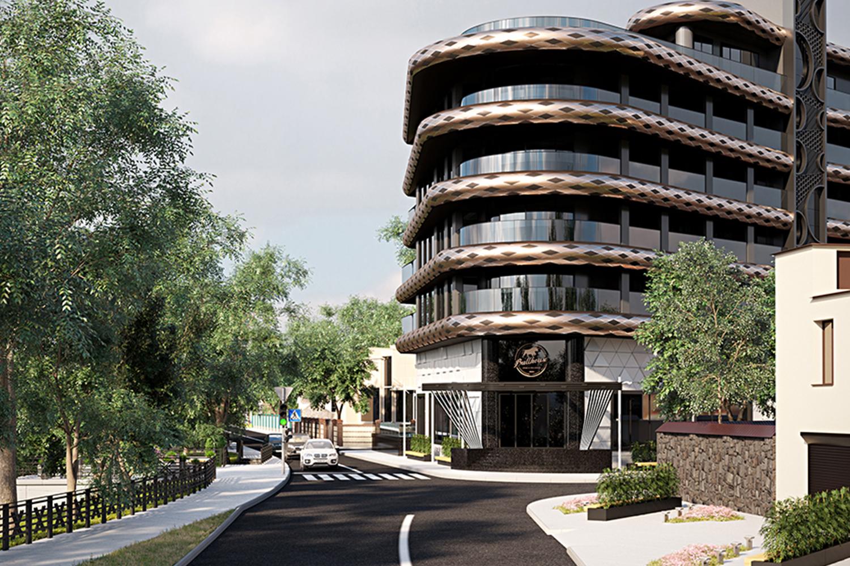 ODESSA HILTON DOUBLETREE HOTEL