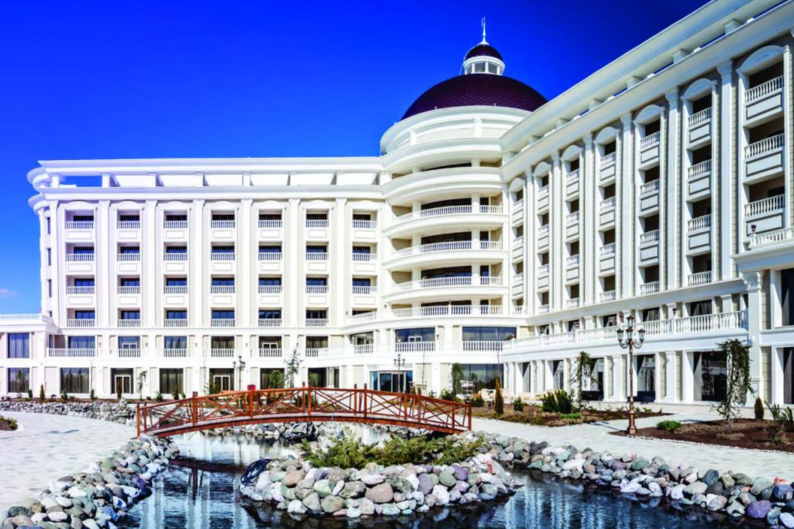 ŞAMAXI PALACE ŞEREDİL HOTEL