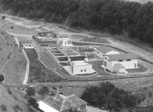 YARDYMLI WASTEWATER TREATMENT PLANT