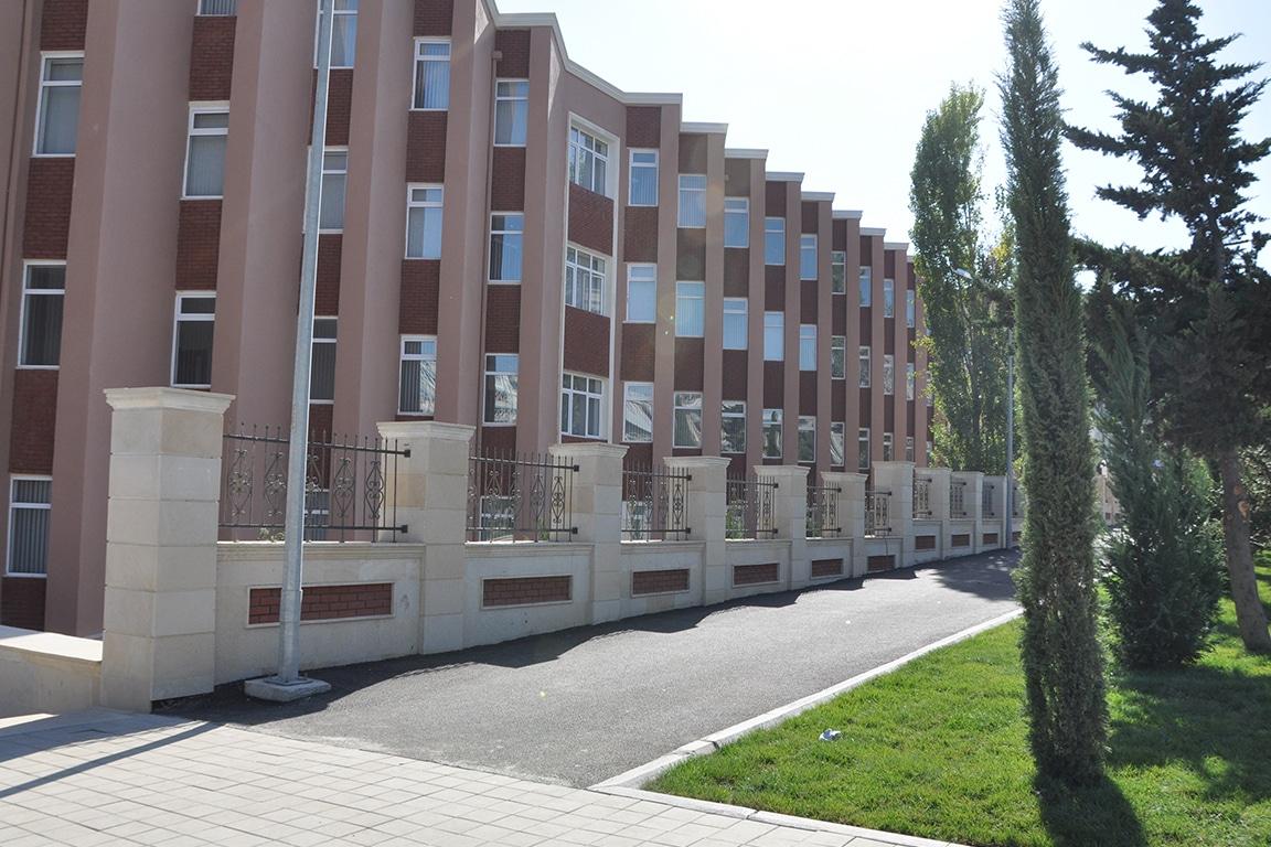 AZERBAIJAN MIDDLE SCHOOL №3